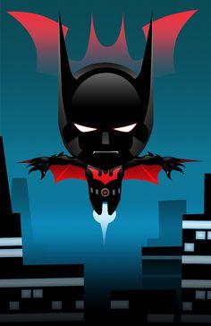 Adorable Batman from NeoGotham!