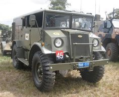 Ford CMP Blitz Truck - Canadian Military Pattern