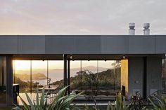 studio Fearon Hay Architects - « Island Retreat Residential » situé près de la Matiatia Bay en Nouvelle-Zélande