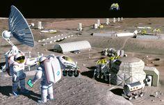 La Agencia Espacial Europea propone una base lunar permanente en redeme.info -  #Ciencia #ResumenDeMedios https://youtu.be/P2Z59Fa585Y  Establecer una base permanente en la Luna es una idea que resurge periódicamente, y ahora quien está apostando fuertemente por ella es Jan Woerner, el director general de la Agencia Espacial Europea.  En la primera parte de esta pieza de Space de Euronews se puede  ... Lee mas en nuestra web!