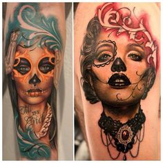Tatu Baby 2014 Tattoos All done with @fkirons #spektrahalo #fkironsProTeam…