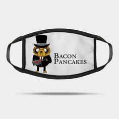 Bacon Pancakes - Jake The Dog - Mask | TeePublic