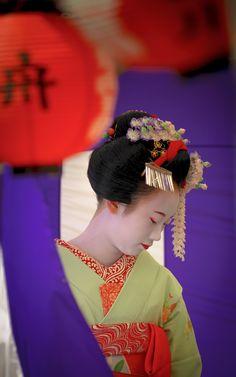 Ichiaya, Matsunoya Okiya, Pontocho