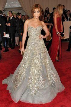 Zuhair Murad's Princess Ball Gown - Jennifer Lopez's Most Magnificent Fashion Moments - Photos