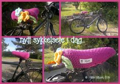 #bicycle #crochet #handmade Bicycle, Crochet, Handmade, Bike, Hand Made, Bicycle Kick, Bicycles, Ganchillo, Crocheting