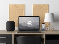 Free Modern MacBook Pro and iPhone X on Desk Mockup by Anthony Boyd Graphics. Use this modern mockup to showcase your Mac OS and IOS app designs. 5000 x 3750 Pixels. Ios App Design, Web Design, Your Design, Design Ideas, Graphic Design, Free Macbook Pro, Macbook Pro Tips, Macbook Pro Setup, Home Office Setup