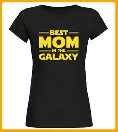 Best Mother In The Galaxy TShirts - Shirts für freundin mit herz (*Partner-Link)