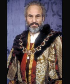 Hamlet featured Patrick Stewart as Claudius
