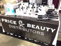 Price Beauty Distributors Presents at Premiere Birmingham Beauty Show. #premierebirmingham