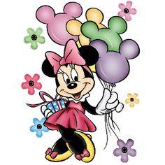 Disney Babies Clip Art Baby Minnie by jeremychristensen