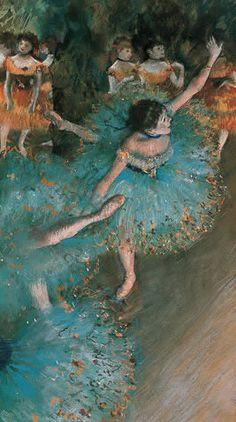 Edgar Degas <3 I love him. 8D