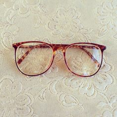 "This is an awesome pair of vintage eyeglasses. They are a tortoise shell pattern with large frames. They measure 5.25"" across the front, 2"" from top to bottom of the lenses and 5.5"" arms. These frames are very lightweight and could be worn by either men or women. Excellent condition!"