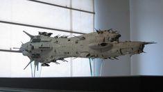 Crusher Joe: 1/1600 Cordoba - 科幻模型成品發佈區 - 香港模型聯盟