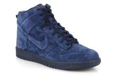 Nike dunk high vt prem Nike (Bleu) :