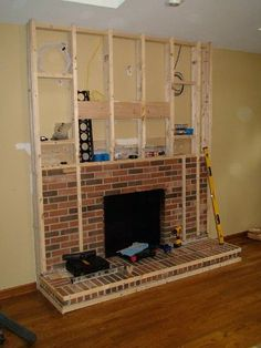 Fireplace Remodel   Ongoing   Project Showcase   DIY Chatroom