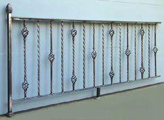 Beautiful custom railings