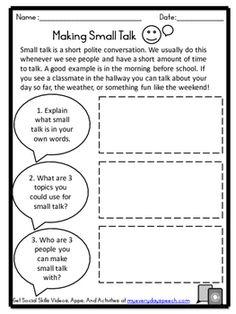 17 Social Skills Worksheets - Special Education. | Social ...