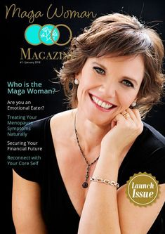 Maga Woman Magazine is the magazine for women over the age of 45.  No fluff in this magazine, it is full of useful information that will help you move into your next stage of life.  Life is meant to be lived to the fullest, the Maga Woman Magazine will help you do that.  https://www.yumpu.com/en/document/view/59807918/maga-woman-magazine-issue-1-final