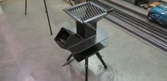 DIY Videos : How to build a Homemade 6 x 6 Rocket Stove for cooking and camping from start to finish