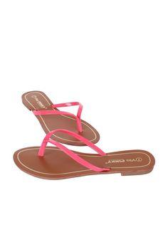 Flat Thong Sandal Women Brianna-61-15 JS Awake Fuchsia