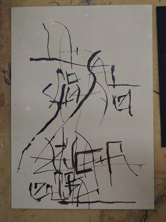 TP#2 Textura / Caligrafía gestual - Tipografía III Expresiva - FAD - UNCuyo