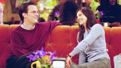 Matthew Perry e Courteney Cox reunidos novamente #Friends #GoOn #CougarTown