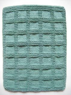 Hand Towels Sea Green Bluegreen Hand Knit 9 por CozyKitchenKnits