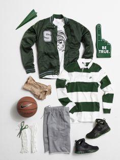 NCAA March Madness: Past & Present Nike Kicks & Gear