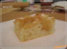 Jogurtový koláč s jablkami