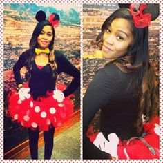 Minnie Mouse outfit | Mickieu0027s Favs | Pinterest | Mouse outfit Minnie mouse and Mice  sc 1 st  Pinterest & Minnie Mouse outfit | Mickieu0027s Favs | Pinterest | Mouse outfit ...