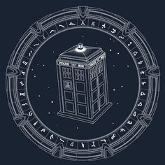 Doctor Who/Stargate crossover