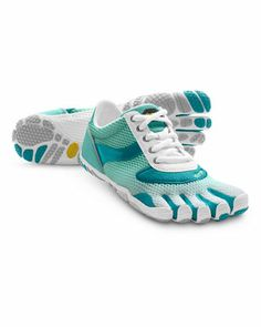 Vibram Women's 'Speed' Barefoot Running Shoe @ #Ruelala