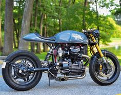 Honda CX500 Cafe Rac...