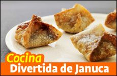 Wantanes de Chocolate y Frambuesa - Cocina divertida de Januca