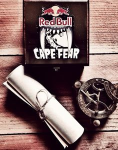 Fantastic details in this marketing campaign for Cape Fear. Love it!