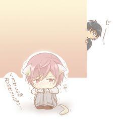Kurose and neko Shirotani // Ten Count