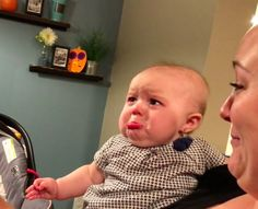 This Adorable Baby Girl Gets Jealous And Cries Every Time Her Parents Kiss.