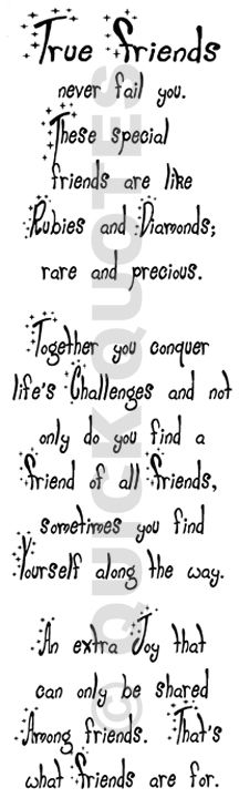 Friendship is the best