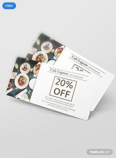 discount design Grab this food voucher tem - Restaurant Vouchers, Restaurant Coupons, Food Vouchers, Gift Vouchers, Food Graphic Design, Food Design, Bon Cadeau Restaurant, Voucher Template Free, Voucher Sample
