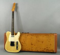 1959 VINTAGE FENDER TELECASTER by vintageguitarz, via Flickr