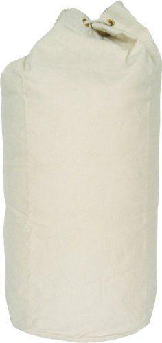 Color: Light Khaki/ Off-White Color. Canvas Duffle Bag, Off White Color, Navy, Gym Bags, Sea, Clothes, Tops, Military, Closure