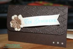This is my page: VIP Thursday # 33 Gift Card Holder / Gift Card Holder
