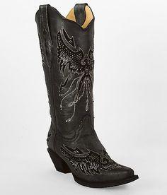 """Corral Eagle Cowboy Boot"" www.buckle.com"