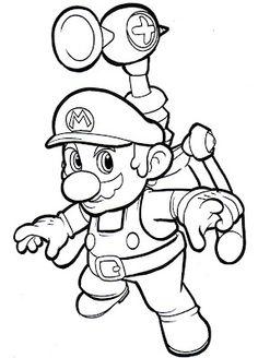 luigi coloring pages, printable luigi coloring pages, free luigi ... - Super Mario Luigi Coloring Pages