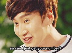 Kwang Soo.... From It's Ok, That's Love