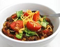 Fabulous Fajita Chili (Crock-pot or Stove-top)