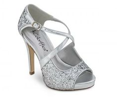 Wedding shoes...surprisingly comfortable and super adorable