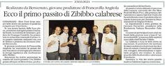 Benvenuto – Zibibbo in purezza IGP Cantine Benvenuto http://www.calagusto.com/prodotto/benvenuto-zibibbo-in-purezza-igp/  #news #calabria #zibibbo #calabrese #orgogliocalabria #food #folowme #followus #picooftheday #wine #food #italia #vinocalarese #amici #inverno #winter