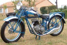 """Monet-Goyon 350cc type """"ML4"""" - 1933 -"""