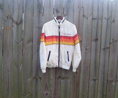 Medium Vintage 80s 90s Dunlop Sportswear by PinkCheetahVintage